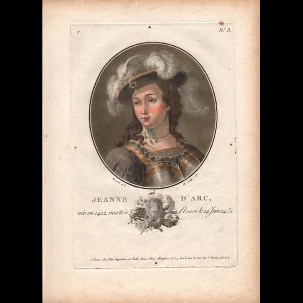 SERGENT-MARCEAU ANTOINE-LOUIS-FRANÇOIS (1751-1847) - JEANNE D'ARC