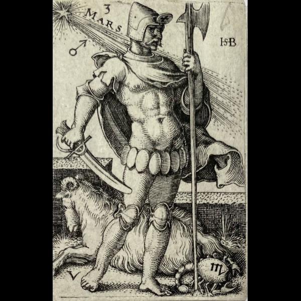 BEHAM HANS SEBALD (1500-1550 ) - MARS