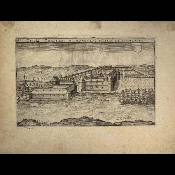 CHASTILLON CLAUDE ( 1559/1560-1616 ) - CHYLI CHASTEAU (SIC)