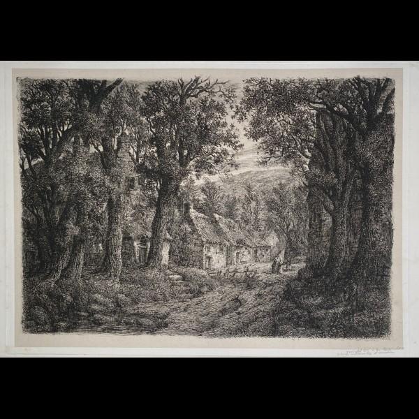 WISME OLIVIER BARON DE ( 1814-1887 ) - SAINT SYMPHORIEN
