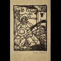 BERNARD EMILE ( 1868-1941 ) - LA CHANSON DES GUEUX