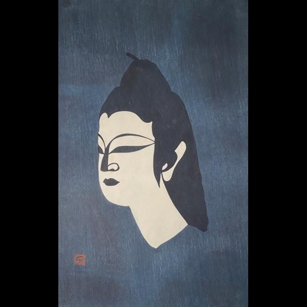 KUMO INI ( ACTIF DANS LES ANNEES 1960 ) - BOUDDHA
