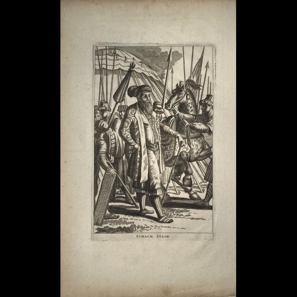 OGILBY JOHN ( 1600-1676 ) - SCHACH SELIM