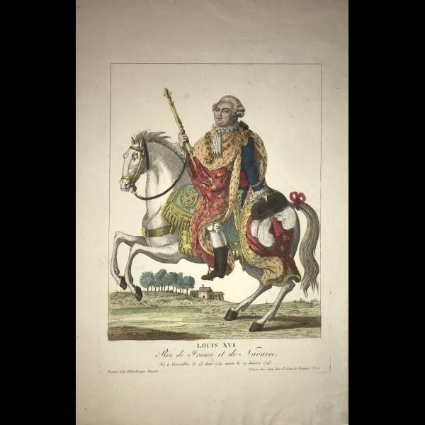 CHEZ JEAN, EDITEUR  ( CA.1820-1830 ) - LOUIS XVI