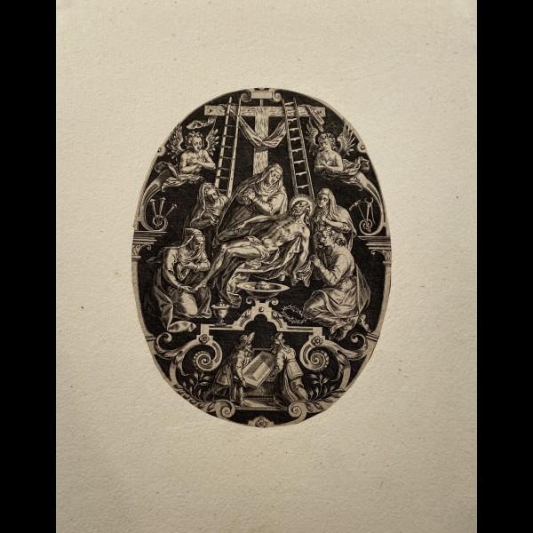 SADELER JOHANNES ( 1550-1600 ) - LA LAMENTATION