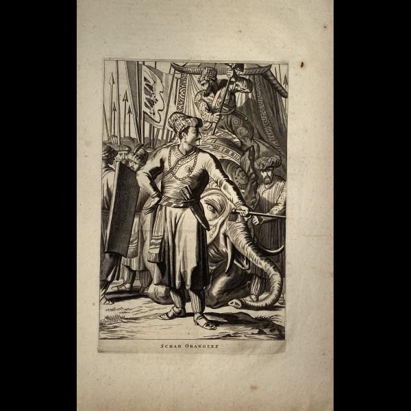 OGILBY JOHN ( 1600-1676 ) - SCHAH ORANGZEF